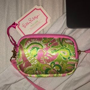 Lilly Pulitzer Small Wallet (Tech Case)